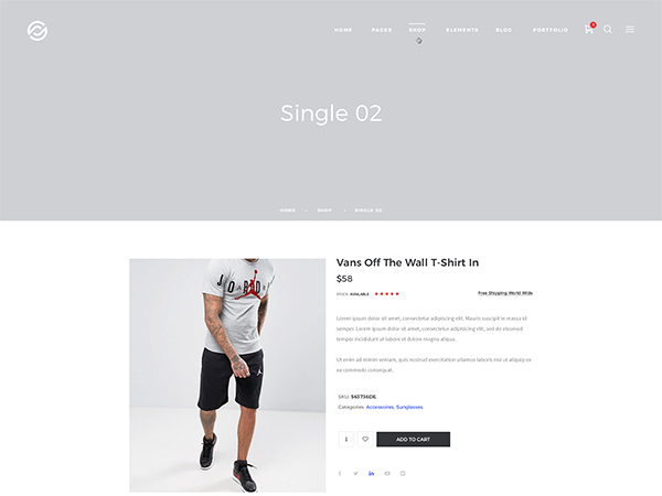 Single Product 02
